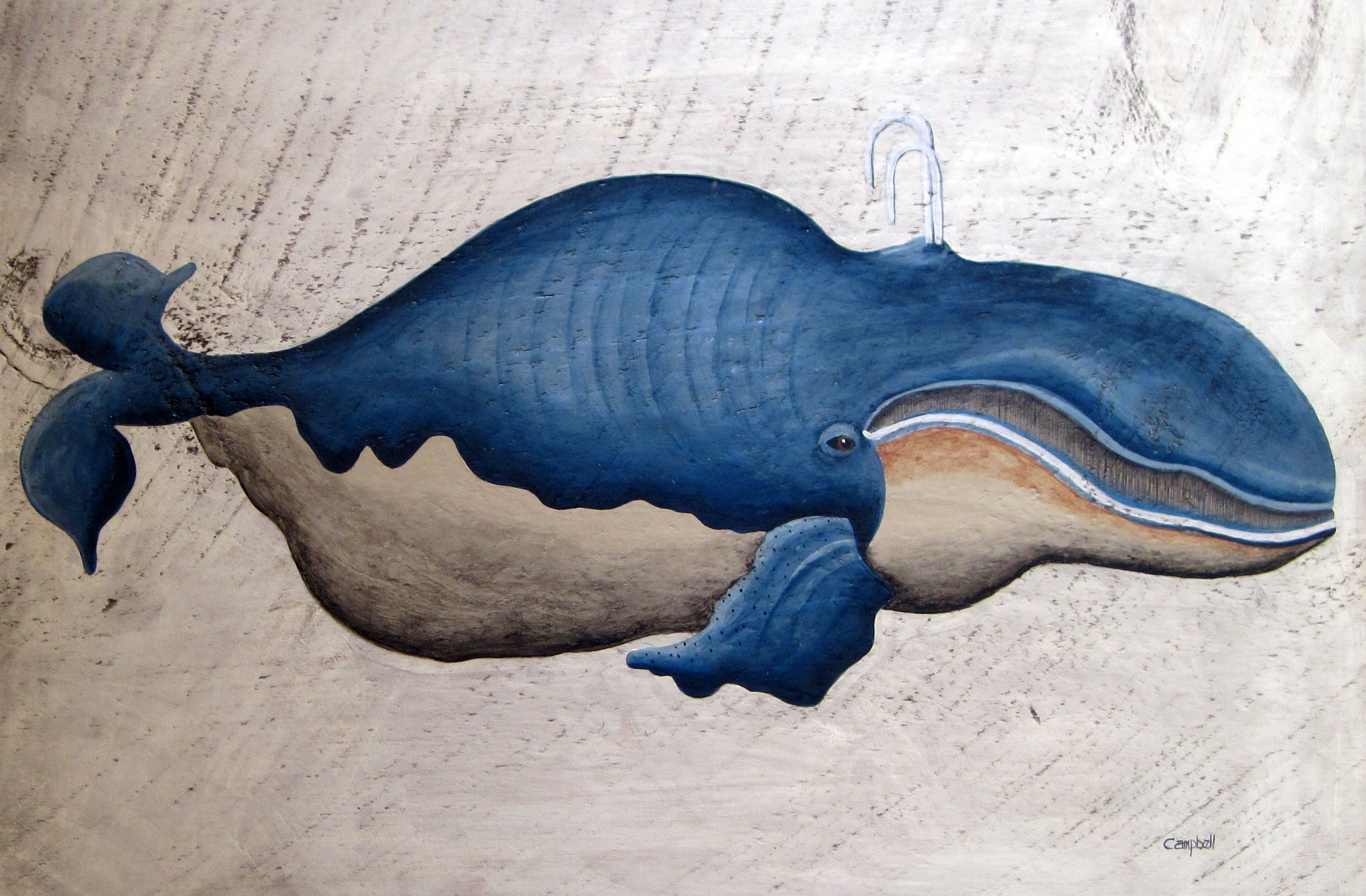 Blue Whale Big
