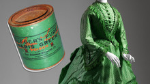 The Arsenic Dress of the Victorian Era
