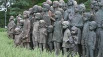 The Summer of 1942 in Ludice, Czech Republic