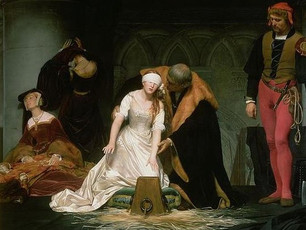 The Nine-day Queen - Lady Jane Grey