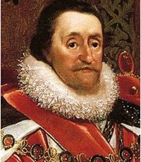 The birth of James I of England