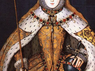 Where did the Tudor Red-gold hair come from?