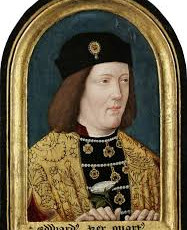 The Death of Edward IV