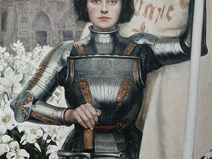 On this day 1456 Joan of Arc was declared innocent of any crimes.