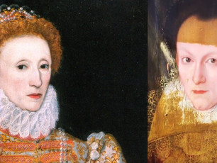 What appears after the varnish is removed from a 399 year old painting