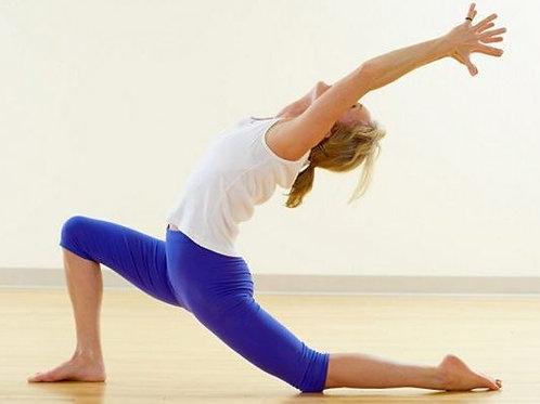 Yoga - single class (on availability)