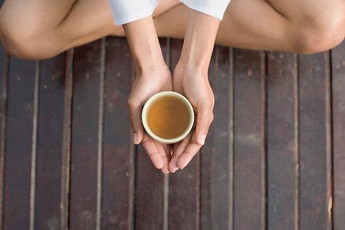Tea Detox & Yin Yoga -  6 week course (Sunday's 8:00-9:15am)