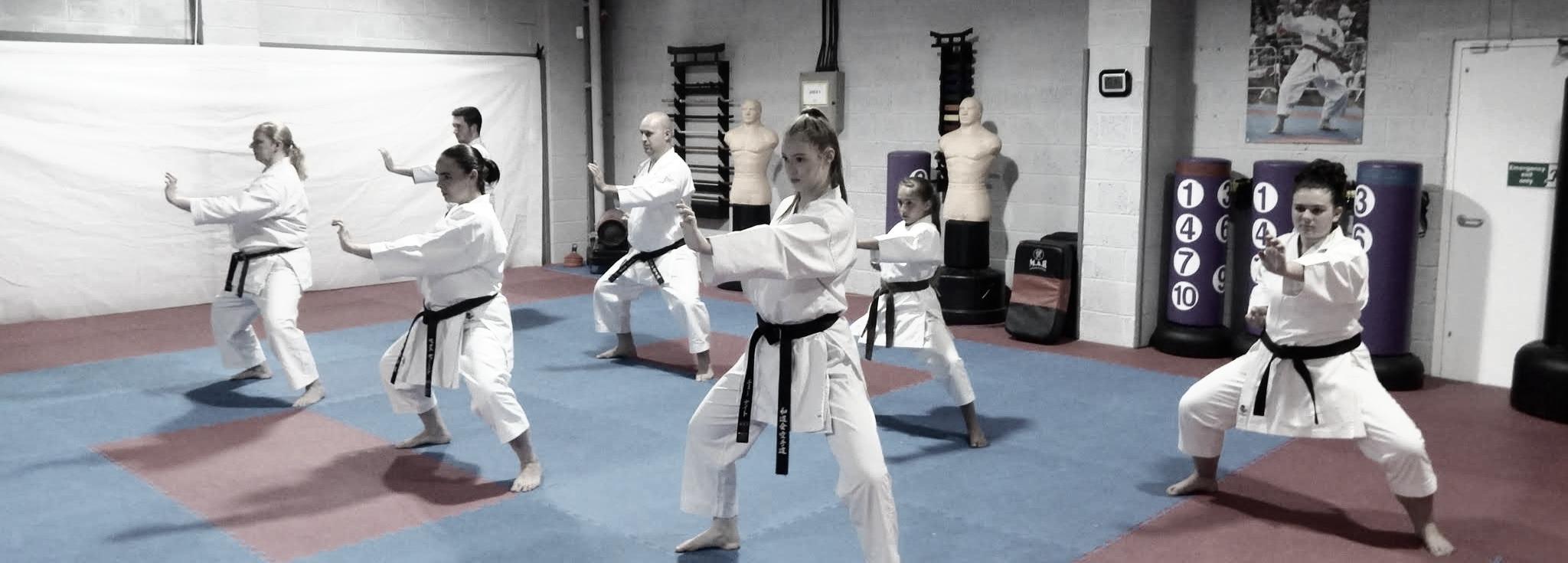 Black Belt Class
