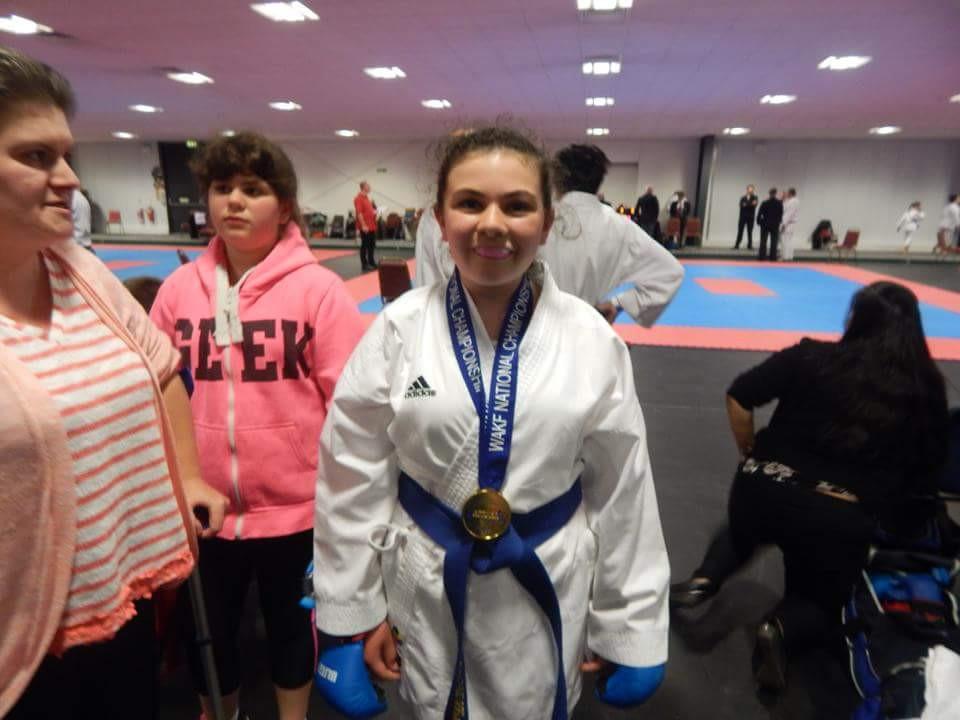 Aiwakai Nationals Champion