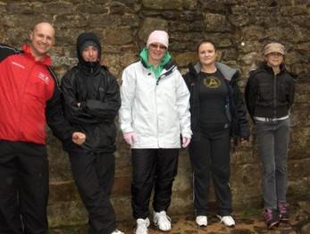 10 Mile Charity walk