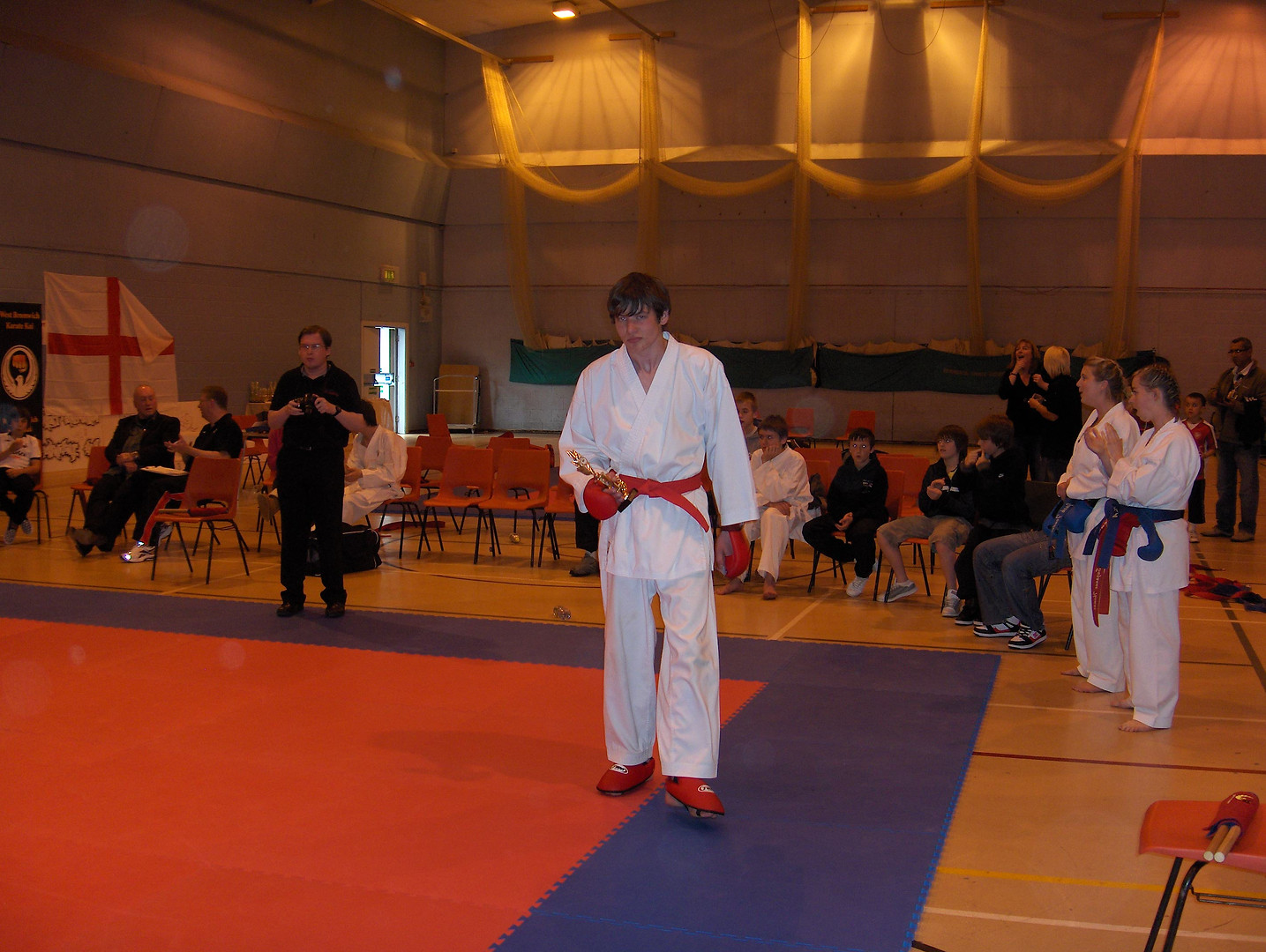 Josh Kumite Champion