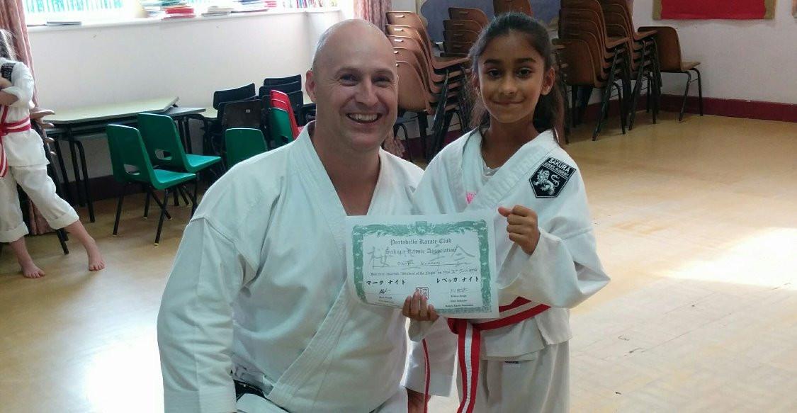 Portobello Karate Club