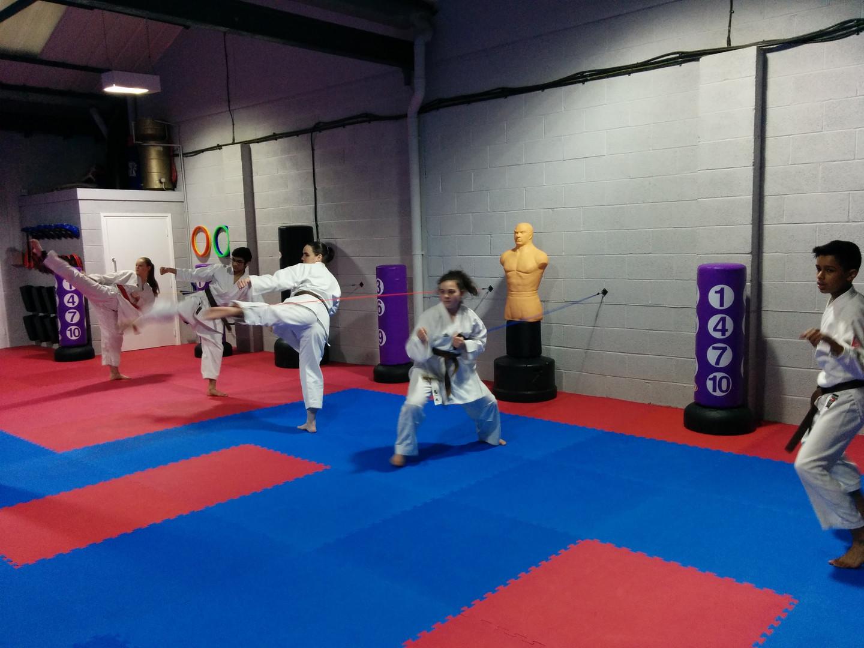 Training at WMAC