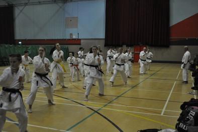 Aiwakai training course
