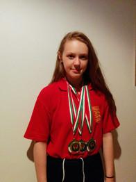 Wadokai European Championship Medals - Sardinia