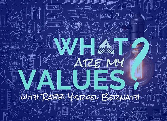 What Are My Unique Values?