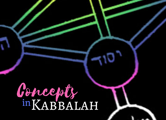 Concepts in Kabbalah