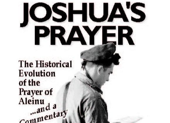 Joshua's Prayer E-Book