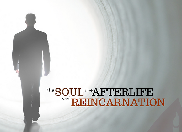 The Soul, The Afterlife, and Reincarnation