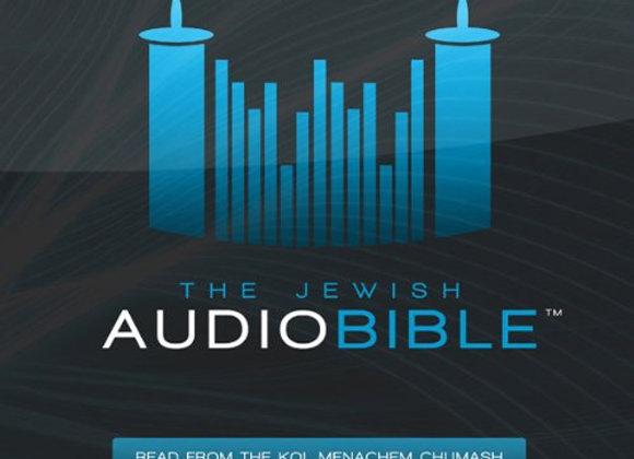 Jewish Audio Bible