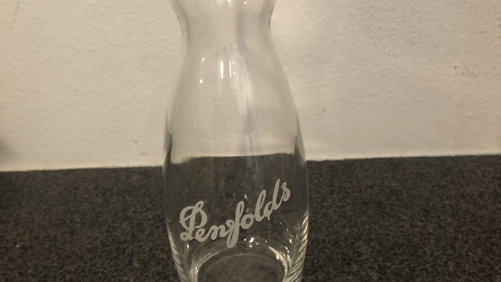 Penfolds wine carafe, Penfold's wine pitcher, Penfolds wine Decanter