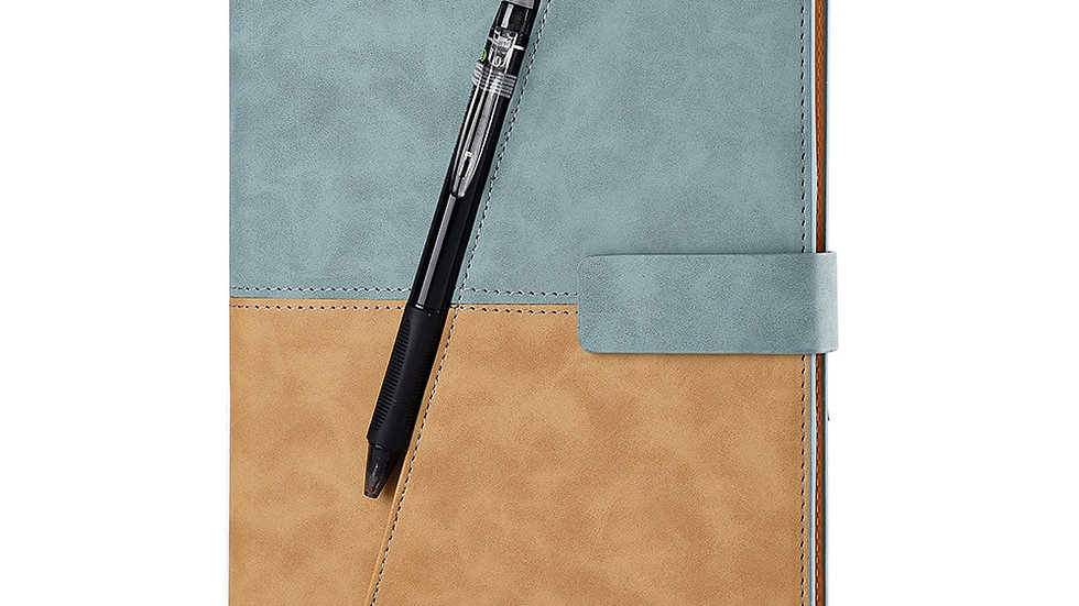 Premium Leather Journal/Sketchpad  Drawing A5 with Smart Reusable Erasable