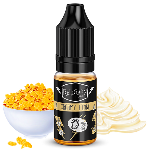 Creamy Flakes 10 ML