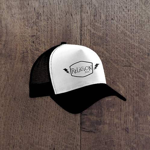 TRUCKER CAP RELIGION JUICE
