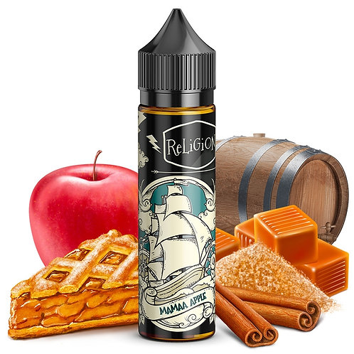 IN FINE MAAMA APPLE  50 ML / 0MG
