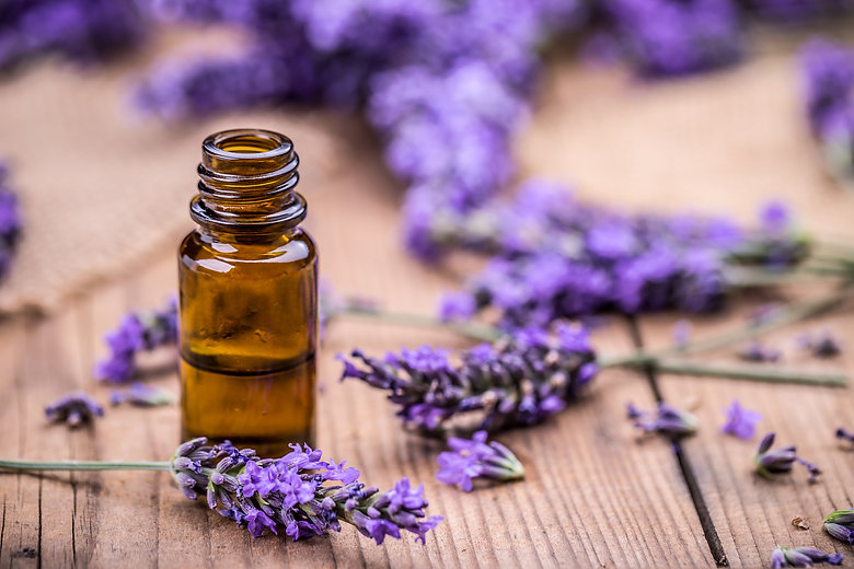 Herbal Oil And Lavender Flowers.jpg
