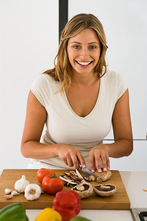 Customized Nutrition Coaching