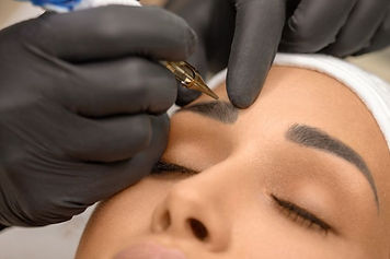 Permanent Eyebrow Tattoo Clinical Inks Academy