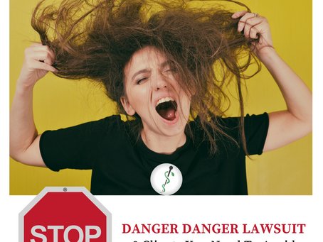 8 Clients You Need to Avoid! No Lawsuit!
