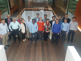 FLAIR consortium members meet in Nijmegen, Netherlands