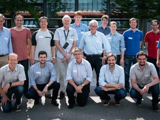 Consortium meeting at EMPA, Switzerland