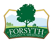 Forsyth County Logo (for Use on Color Fi