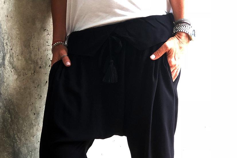 "SYM Happy Pants ""black"""