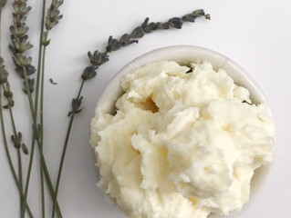 Luscious Whipped Body Butter