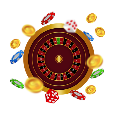 —Pngtree—lucky roulette gold coin light_6415305.png