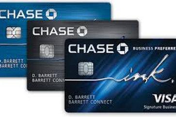 Chase Credit Tradeline