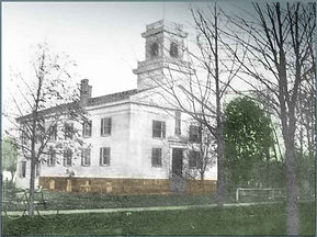 Church Building circa 1847
