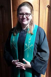 The Reverend Cara S. Milne
