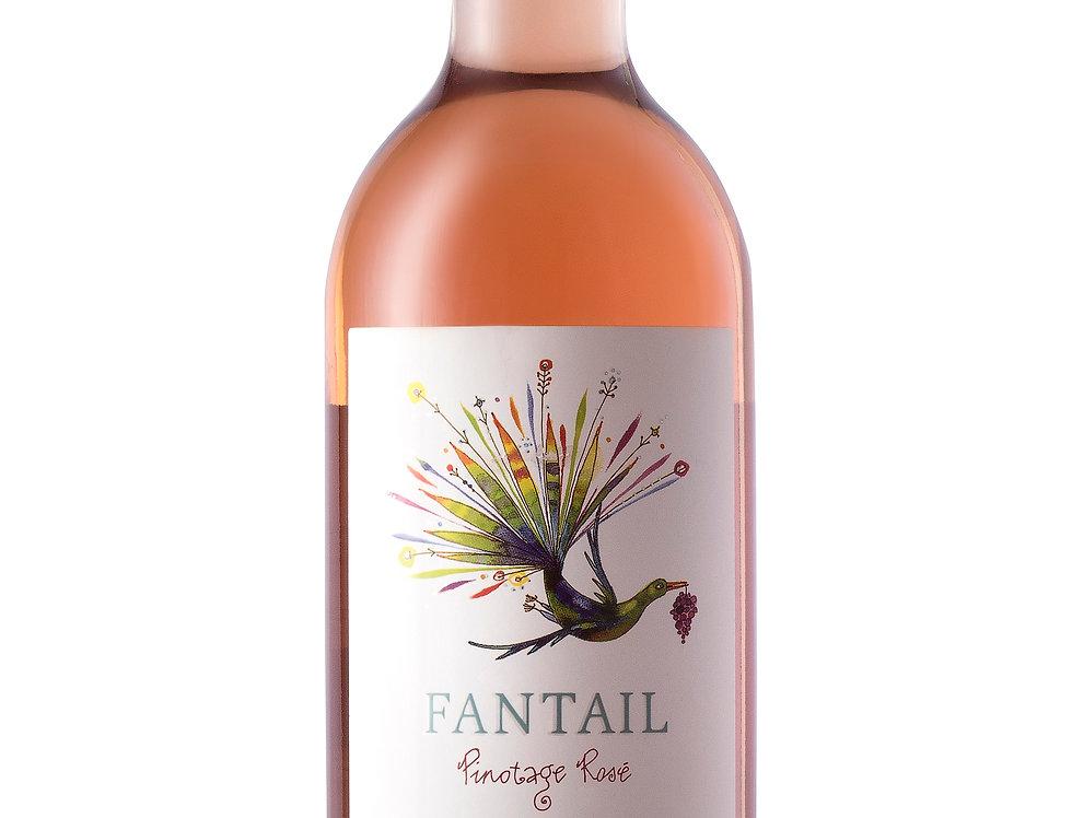 Fantail Pinotage Rose