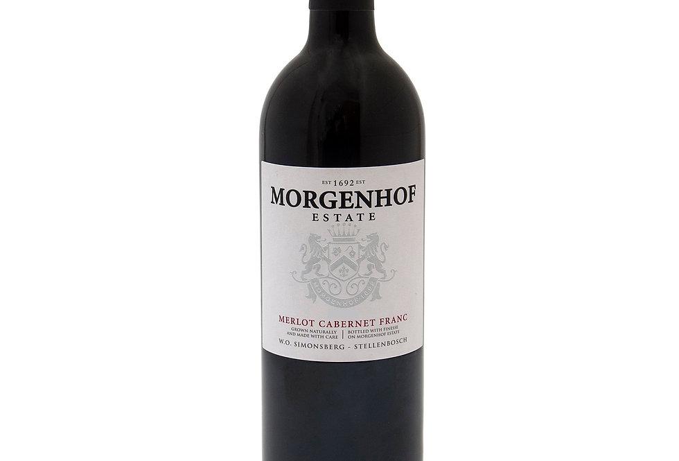 Morgenhof Wine Estate, Merlot-Cabernet Franc 2013