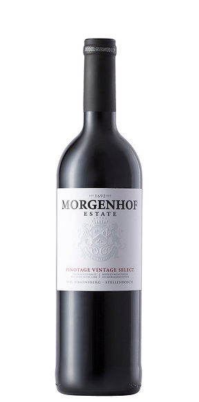 Morgenhof Wine Estate, Pinotage Vintage Select 2013