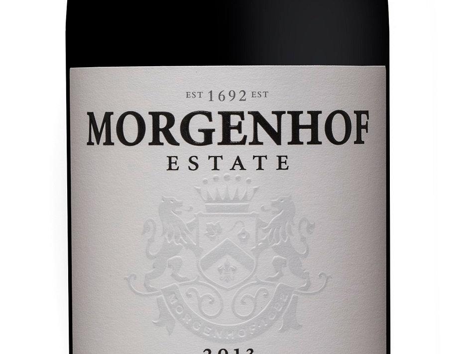 Morgenhof Wine Estate, Pinotage Vintage Select 2013