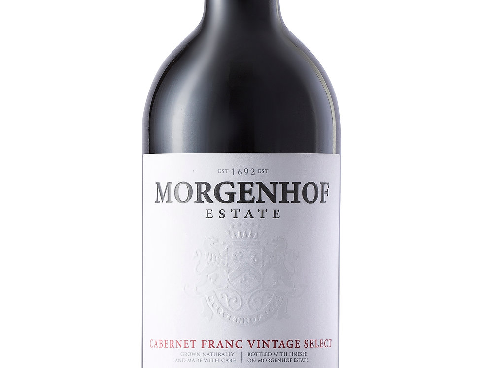 Morgenhof Wine Estate, Cabernet Franc Vintage Select 2013