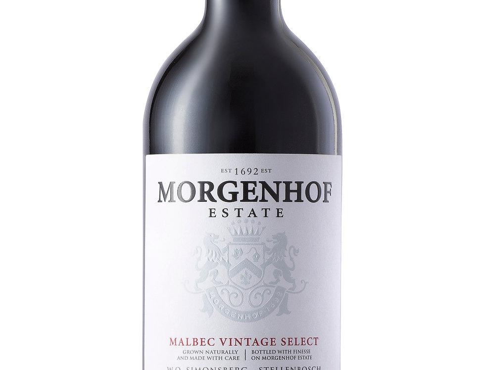 Morgenhof Wine Estate, Malbec Vintage Select 2014