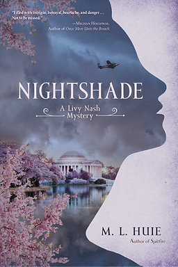 Nightshde, the second book in the Livy Nash series