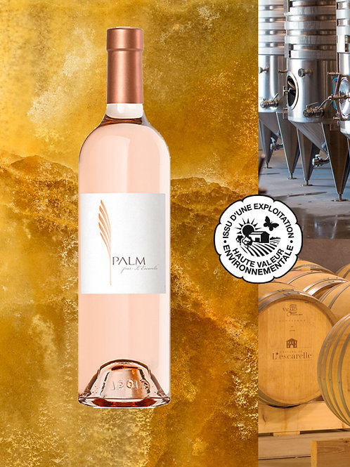 PALM IGP VAR - VIN ROSE